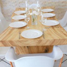 4. Dining Table